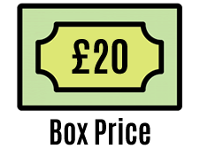Box Price Icon
